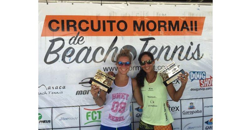 Beach tennis  Brasileira e três italianos são campeões da etapa de Garopaba  do Circuito Mundial e2e7aa5486
