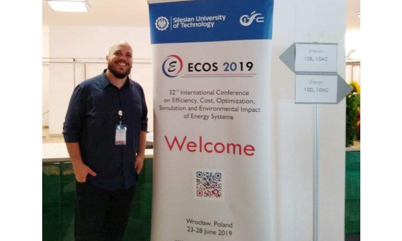 Engenheiro imbitubense vai apresentar projeto na 2019 AEE World Energy Conference & Expo, nos EUA