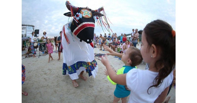 Imbituba recebe neste sábado o II Encontro de Boi de Mamão da Ibiraquera, preservando os costumes açorianos da região - Portal AHora