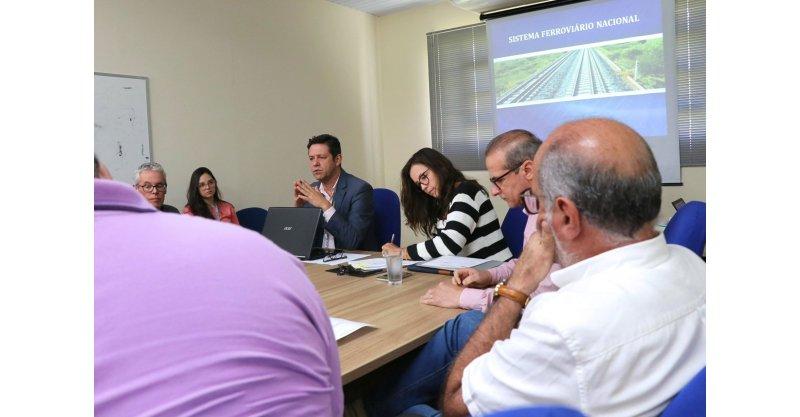 Propostas de modernização da malha ferroviária interna do Porto de Imbituba são apresentadas; conheça outros projetos previstos para o Porto - Portal AHora