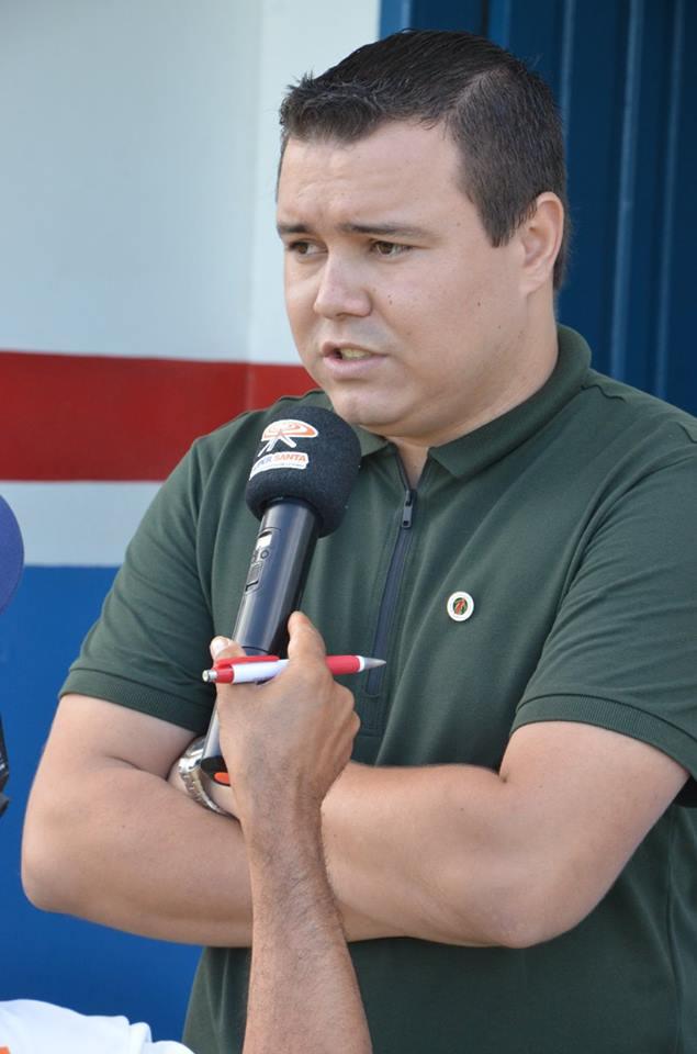 Júlio César Magalhães, presidente da LIF