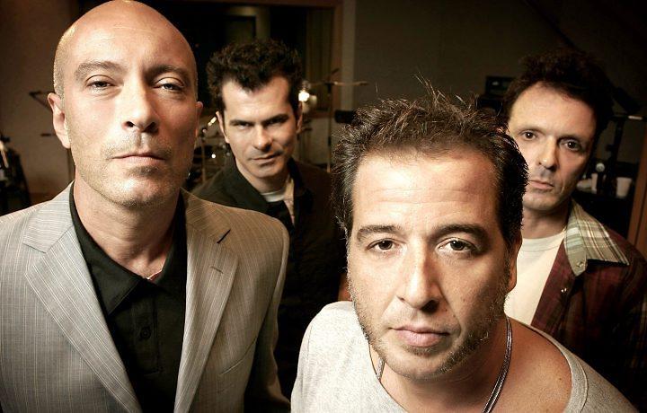 Um dos grandes nomes do rock nacional, Ira! é formado por Nasi, Edgard Scandurra, Daniel Scandurra e Johnny Boy