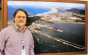 Rogério Pupo, diretor-presidente da SCPar Porto de Imbituba