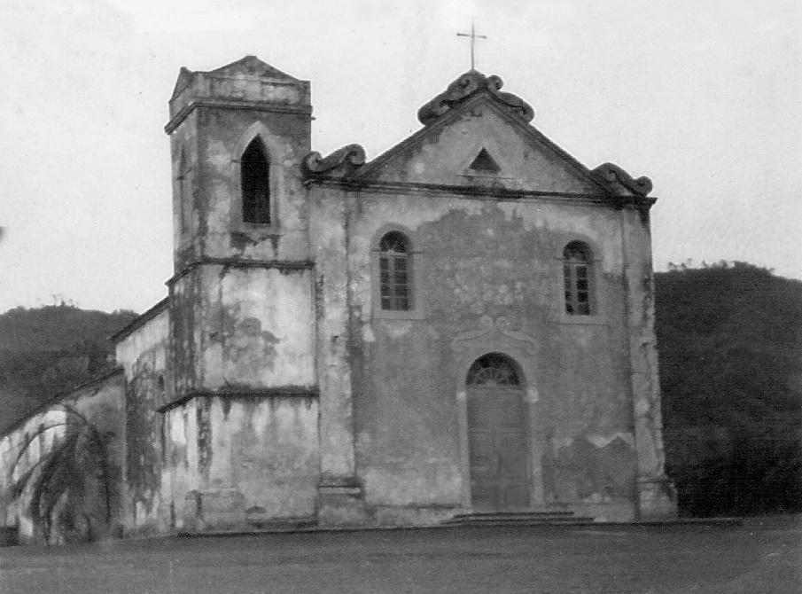 Igreja Sant'Anna de Vila Nova. Foto: Valentim Schomeller
