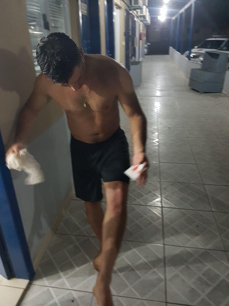 SD PM Rallf Soares salvamento afogados canto Praia da Vila
