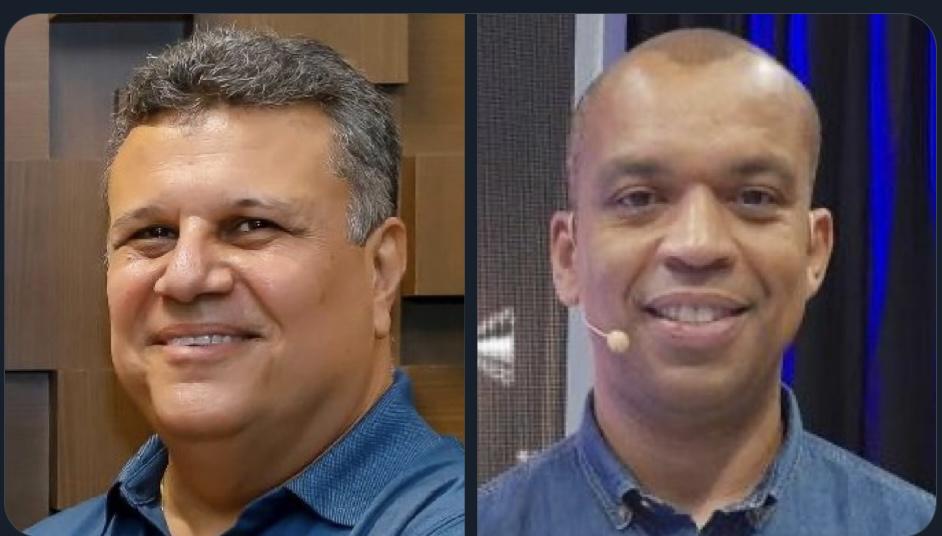 Théo José e Luiz Alano vêm brilhando nas narrações do SBT